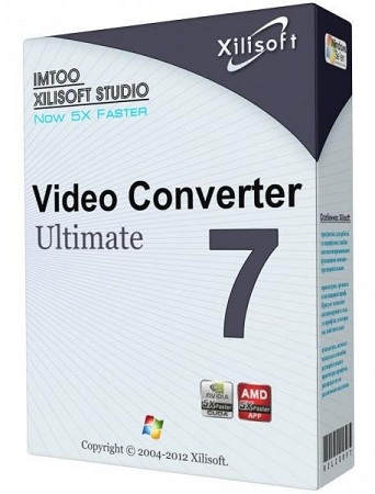 Xilisoft Video Converter Platinum Box 2