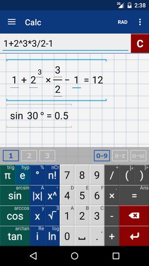 Graphing Calculator 01