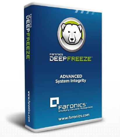 冰点还原精灵 Deep Freeze Standard v8.61.020.5611 + Enterprise v8.61.020.5611