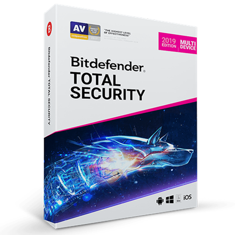 Bitdefender Total Security 2019 v23.0.11.48