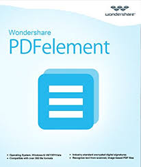 万兴PDF编辑器 Wondershare PDFelement v6.7.12 for Mac