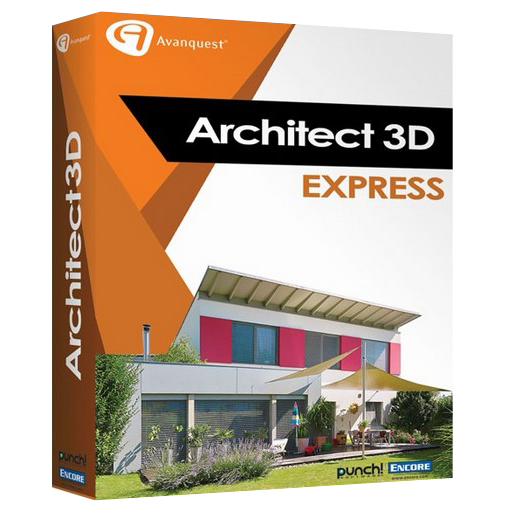 3D家居设计 Avanquest Architect 3D Express Ultimate Plus v20.0.0.1022